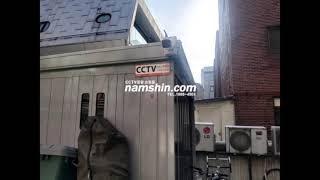 [서울cctv] 송파구 송파대로 송파동 빌라cctv 설…