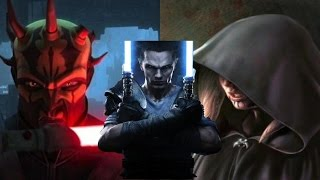 Top 5 Most Powerful Secret Sith Apprentices