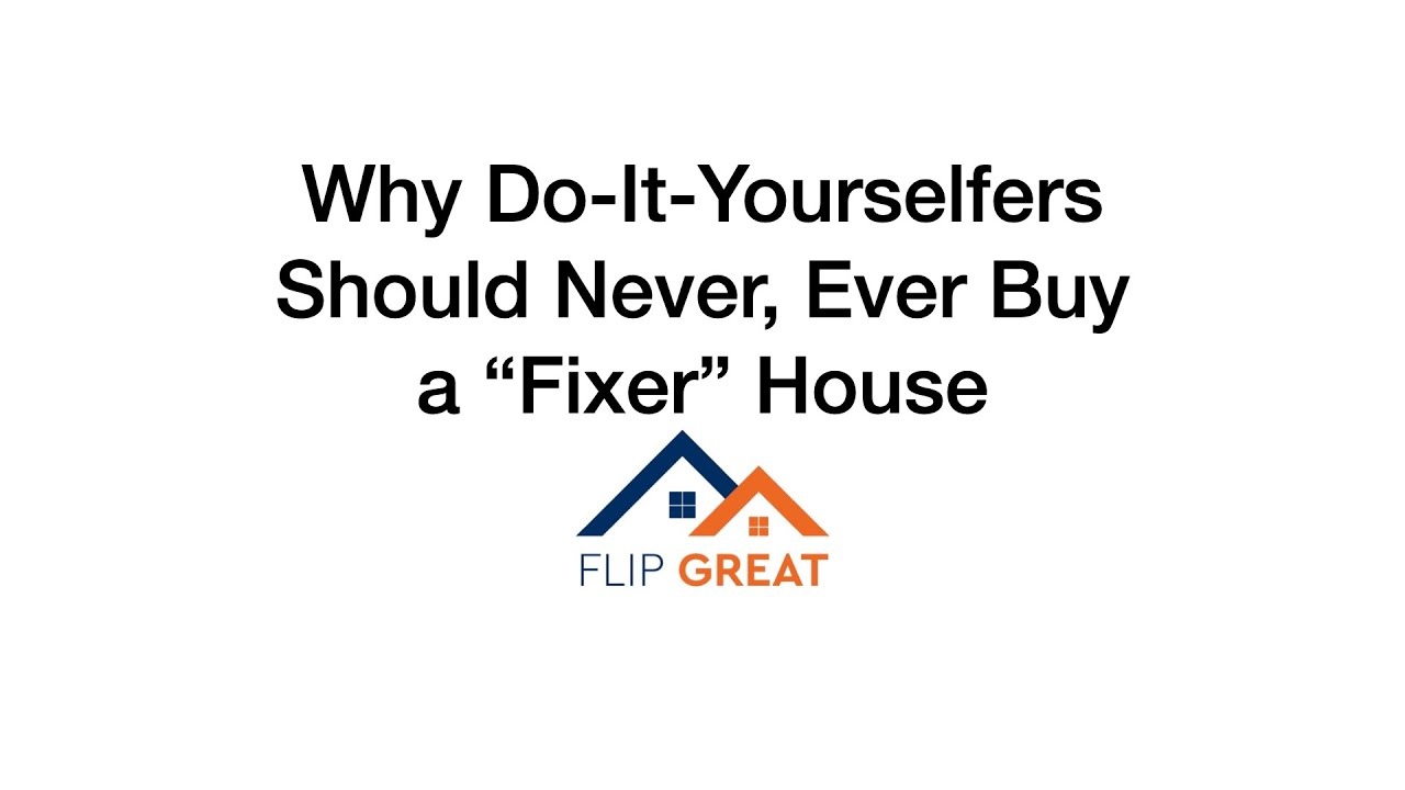 Why DIYers should never buy a fixer house   Large 540p