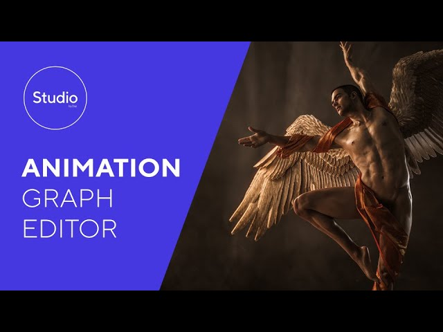 Daz 1.7: Animation Graph Editor Tool