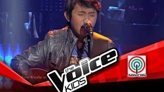 "The Voice Kids Philippines Blind Audition ""Sunday Morning"" by Zack"