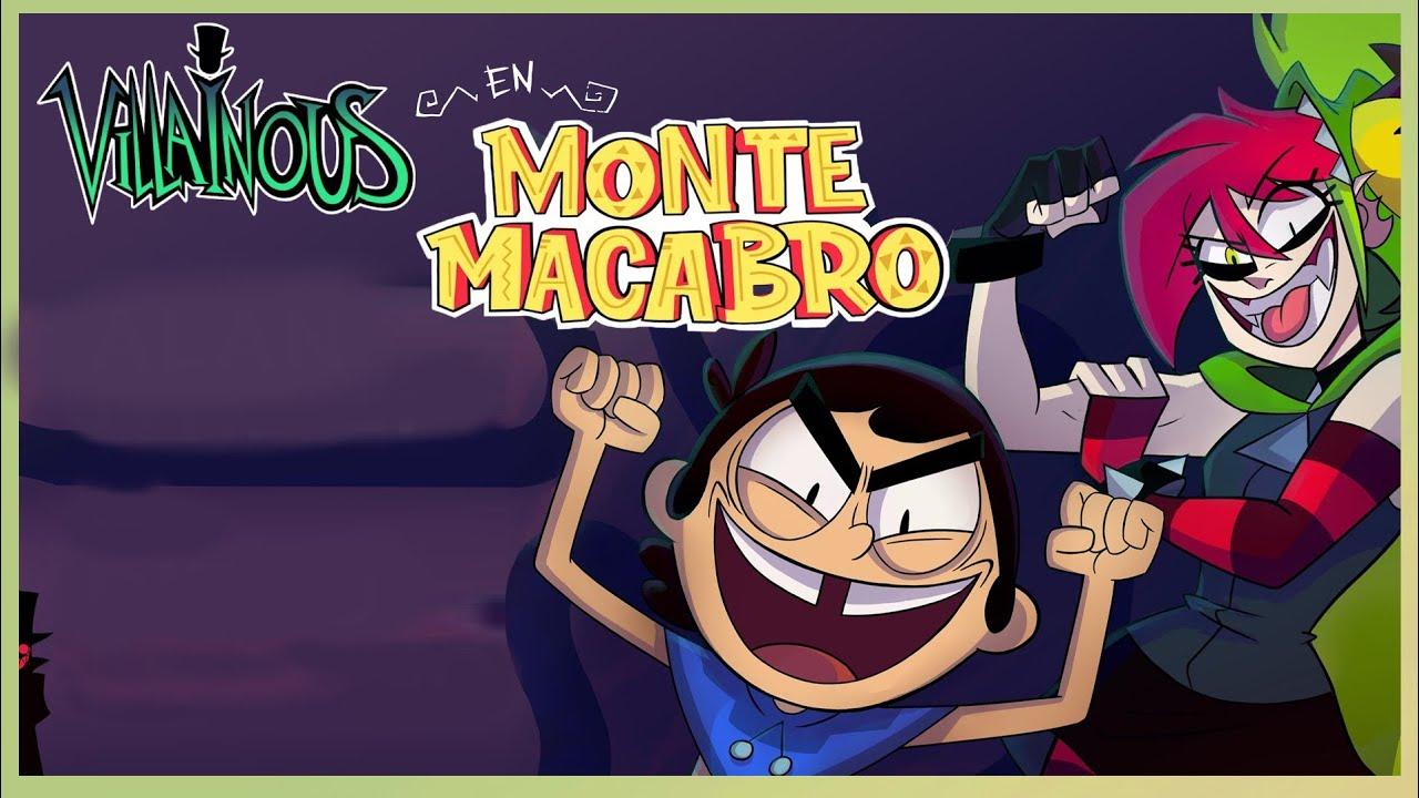 Cartoon Network Villanos En Monte Macabro Sneak Peek Espanol Latino Youtube