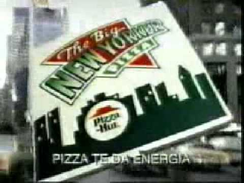 Pizza Hut 2001