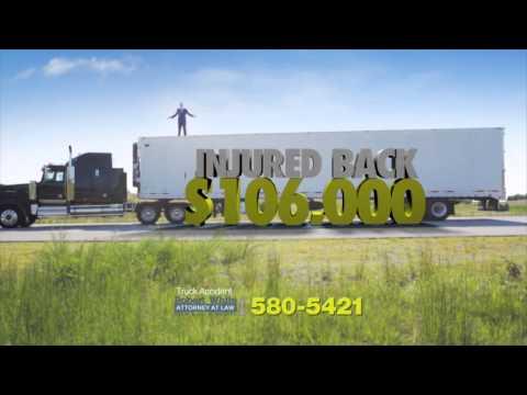 Odessa Truck Accident Attorney | Hurt by a Tractor Trailer? | Attorney Robert White