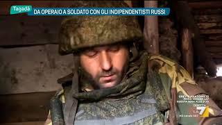 Gambar cover Da operaio a soldato con gli indipendentisti russi