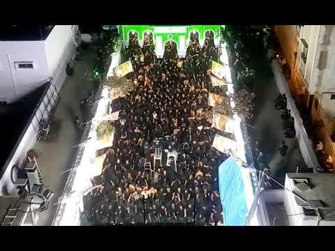 Short clip of Anjuman e Masoomeen Matam at Alawa e Bibi