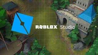 Jogando Roblox Studio!