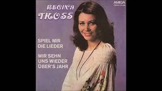 Regina Thoss  -  Wir sehn uns wieder über´s Jahr  1977