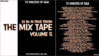 "RnB Non Stop Mix ""The Mix Tape Vol.5"" 70 MINUTES OF R&B"