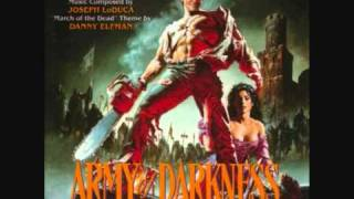 Army of Darkness - 13 March Of The Dead - Danny Elfman