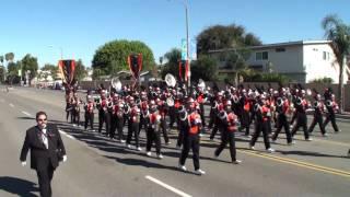 La Puente HS - The Black Horse Troop - 2010 La Palma Band Review
