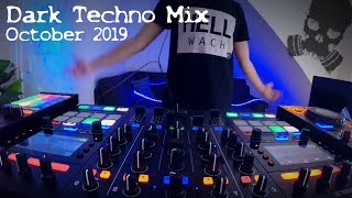 Dark Techno ( Underground) Mix 2019 October