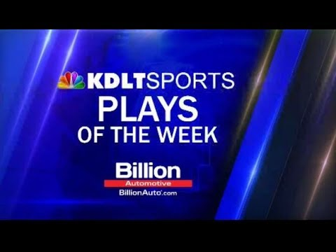 Billion Auto Sioux Falls >> Billion Auto Plays Of The Week On August 14th Kdlt