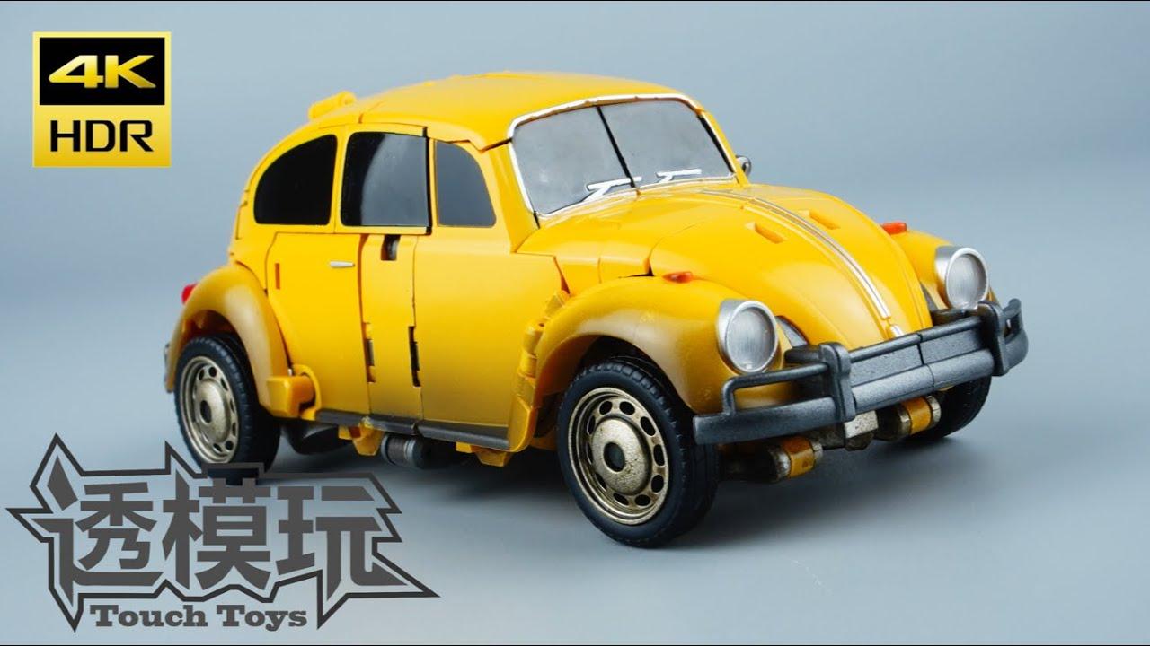 Download 【SwiftTransform】Most Similar to BUMBLEBEE MOVIE! TC Bumblebe TRANS-CRAFT Transformers  变形金刚 速变 TC大黄蜂