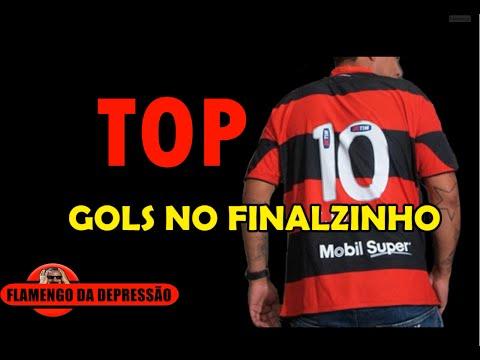 TOP 10 - GOLS DO FLAMENGO NO FINALZINHO
