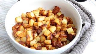 Fried Breakfast Potatoes  Fried Breakfast Potatoes recipe   Fried Potatoes