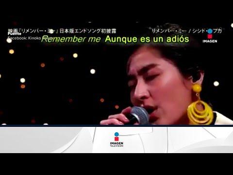 """""""Recuérdame"""" de COCO en japonés, así suena   Noticias con Yuriria Sierra"""