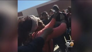 Racial Tensions Spill Over Into Brawl At South Bay High School