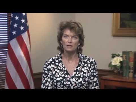 10/31/15 Sen. Lisa Murkowski (R-AK) Delivers Weekly GOP Address on Energy Policy