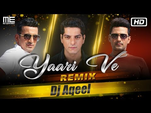 Yaari Ve - Remix | Meet Bros feat. DJ Aqeel | Lauren | Prakriti Kakar | Latest Remix Song 2018