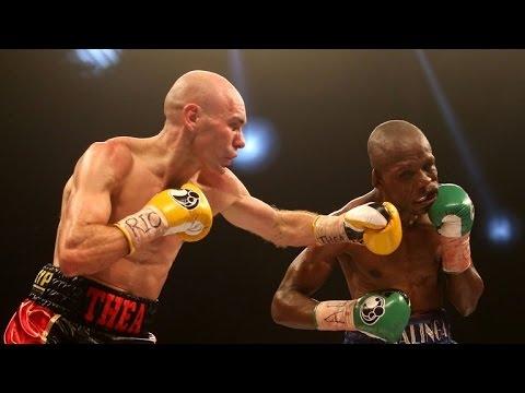 Stuart Hall vs Vusi Malinga Charles LcStovall