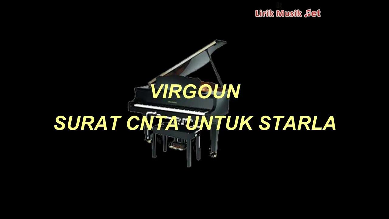 Virgoun Virgoun Surat Cinta Untuk Starlalyrics Virgoun