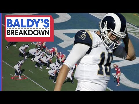 Breaking Down The Rams Week 6 Mistakes | Baldy's Breakdowns