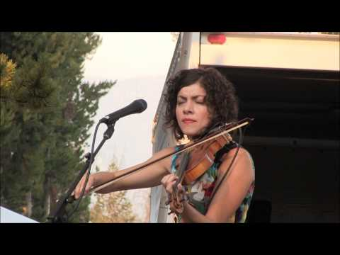Carrie Rodriguez - Absence - Red Fish Lake, August 2012