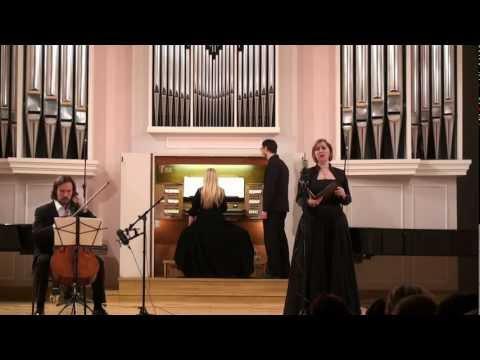 """Ave Maria"" Bach-Gounod. Tomsk Organ Hall."