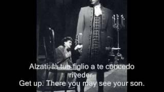 Ettore Bastianini - Eri tu (Firenze 1957) subs + translation