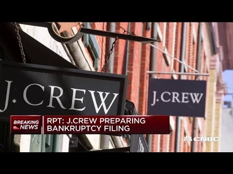 The Twitter response to J.Crew filing for bankruptcy has been ...