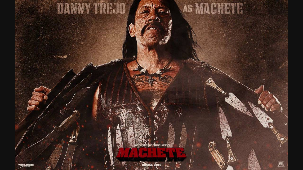 machete novalima mp3