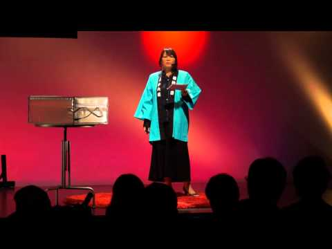 The Fish on Your Plate: Is it Really Fresh? | Kumiko Fukuda | TEDxTohoku