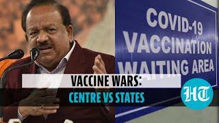 Covid vaccine   'Personal vasooli...': Govt on states seeking age limit removal