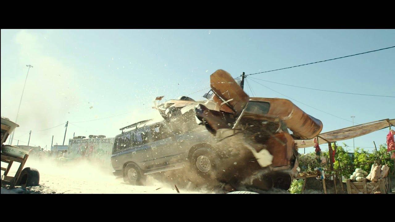 Братья из Гримсби (2016) — трейлер на русском