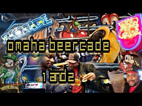 Omaha Beercade 1 & 2| Benson| Little Italy| Retro Gaming