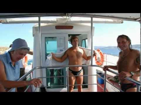 Boat Trip from Chania with Captain Nick on Aphrodite