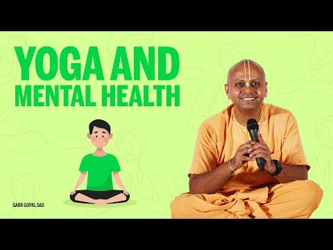 Yoga And Mental Health
