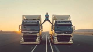 Van Damme Epic Split with Enya Only Time Full Song