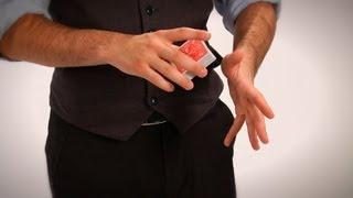 How to Do the Swivel Cut or Kick Cut | Coin & Card Magic