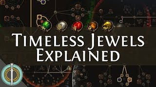 Path of Exile: Timeless Jewels Explained