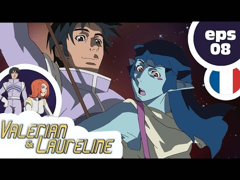 VALERIAN & LAURELINE - EP08 - Sale temps en streaming