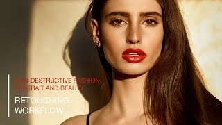 Repeat youtube video Retouching Workflow for Portrait, Fashion and Beauty with Photoshop and Capture One