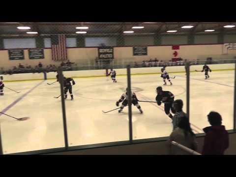 Gunnery v Kimball Union 2-27-13  NE Prep Hockey Playoffs