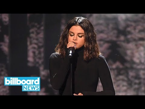 Selena Gomez Opens the 2019 AMAs: Wow, 'Look at Her Now!' | Billboard News