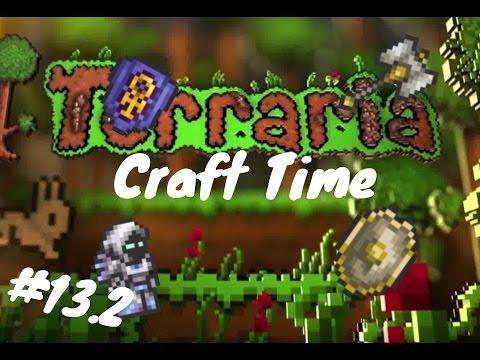 Прохождение Terraria IOS/Android #13.2.  Craft Time (Время Крафта) 2