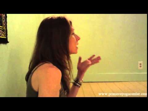 Charlotte Matsumura - Pranava Yoga Center Teacher Training - Physiological Benefits