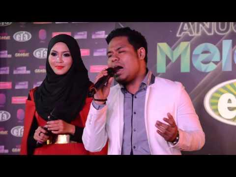 MEMORI BERKASIH LIVE - Siti Nordiana FT Syamel AF