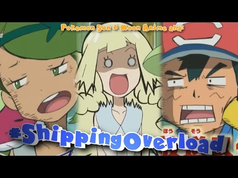 ☆Pokemon Anime = Shipping Harem/Overload?! // Pokemon Sun & Moon Anime Trailer 3 LIVE REACTION☆