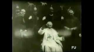 Un video histórico- el Papa León XIII